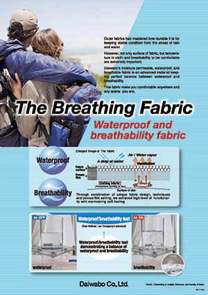 The Breathing Fabric